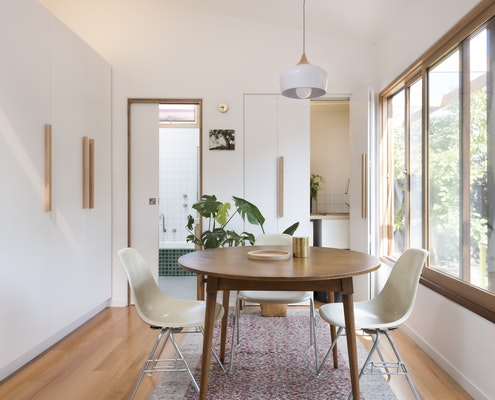 St David Street House by Drawing Room Architecture (via Lunchbox Architect)