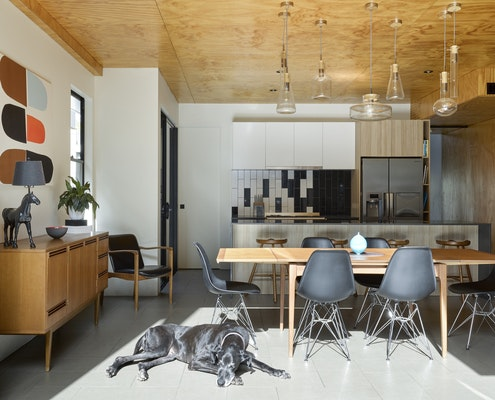 Stafford House by TONIC Design (via Lunchbox Architect)