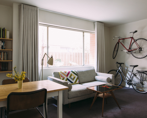 Staley Apartment