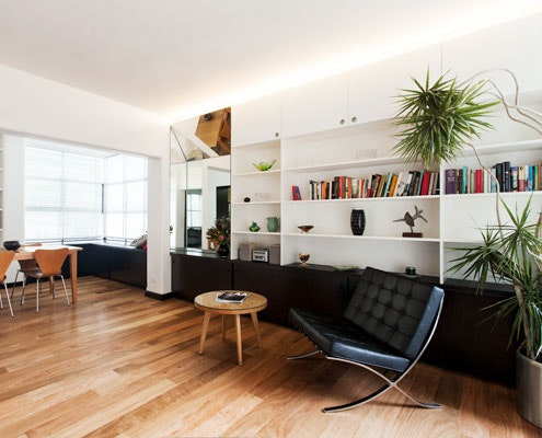 Stanhill Apartment by Architecture Architecture (via Lunchbox Architect)