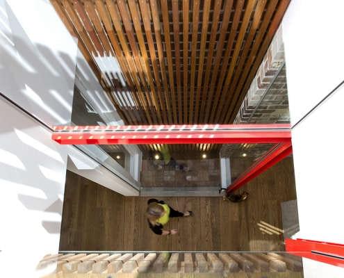 Stevenson House by Danny Broe Architect (via Lunchbox Architect)