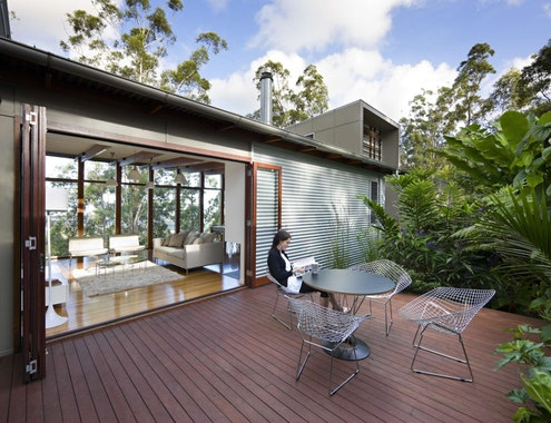 Storrs Road House by Tim Stewart Architects (via Lunchbox Architect)