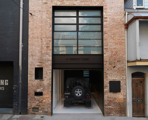 Strelein Warehouse by Ian Moore Architects (via Lunchbox Architect)