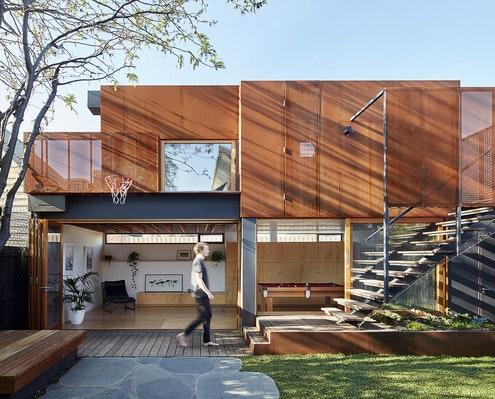 Studio House by Zen Architects (via Lunchbox Architect)