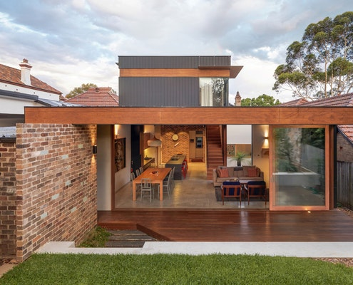 Suntrap House by Anderson Architecture (via Lunchbox Architect)