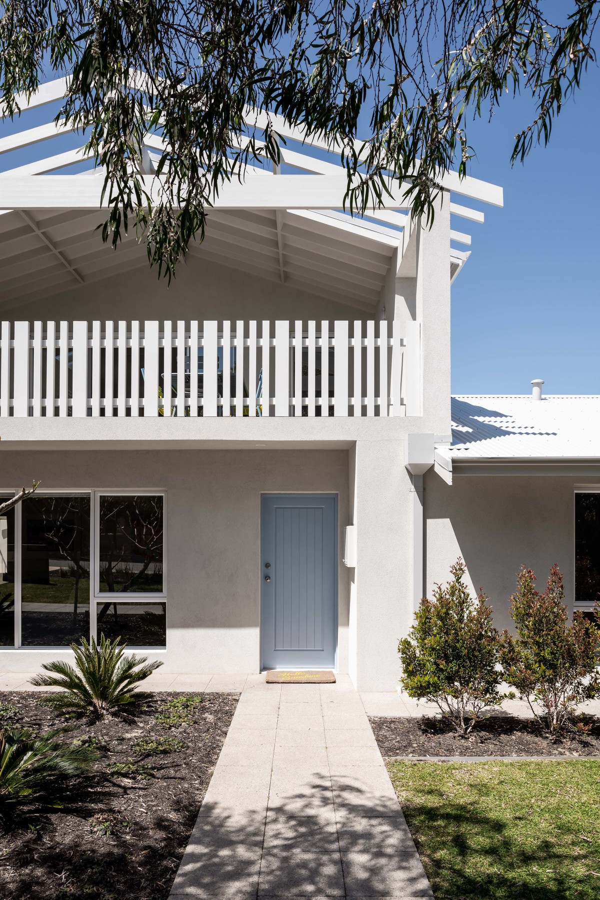 Surfmist House