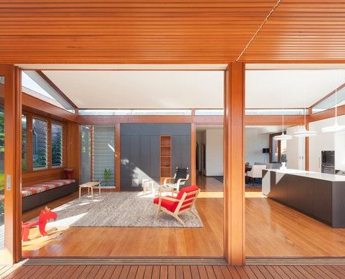 Sustainable House Annandale by Day Bukh Architects (via Lunchbox Architect)