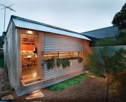 Tamarama Semi Detached by David Langston-Jones Architect (via Lunchbox Architect)