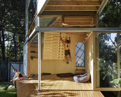 Taringa Treehouse by Phorm Architecture and Design (via Lunchbox Architect)