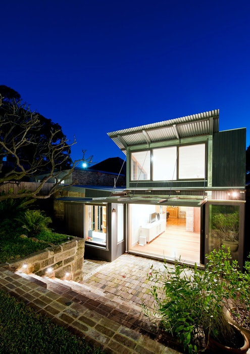 Tempe House by Eoghan Lewis Architects (via Lunchbox Architect)