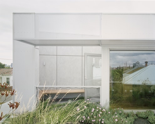 Terrace House 1 by DREAMER (via Lunchbox Architect)