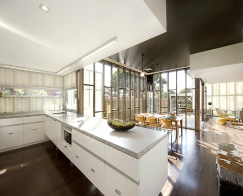 The Eagle by Multiplicity Architects (via Lunchbox Architect)