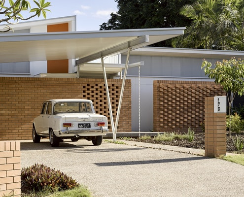 The Honeyworks House by Paul Butterworth Architect (via Lunchbox Architect)