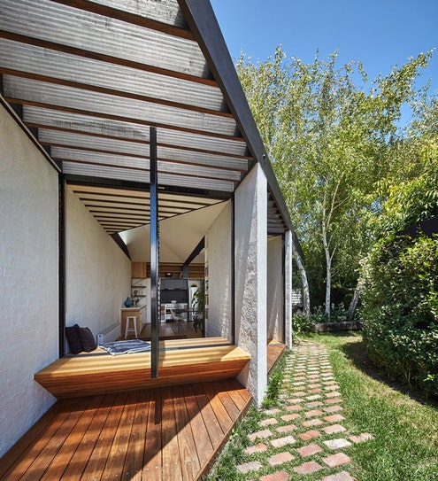 The Kite by Architecture Architecture (via Lunchbox Architect)