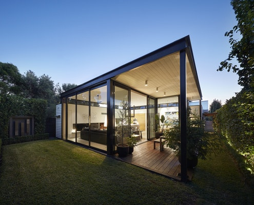 The Light Box by Finnis Architects & Damon Hills (via Lunchbox Architect)