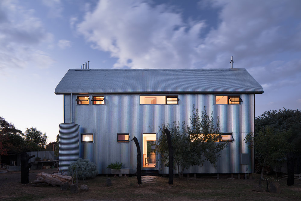 Recyclable House