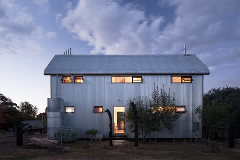 Recyclable House by  (via Lunchbox Architect)