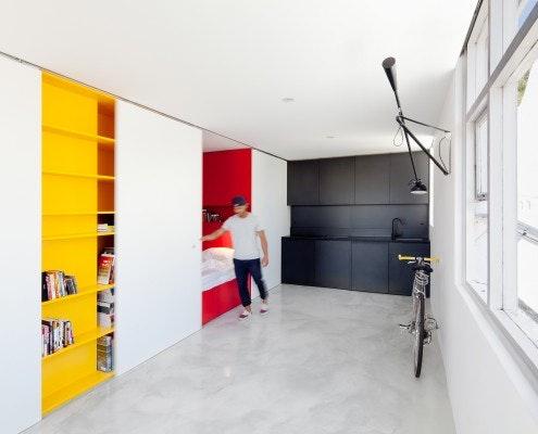 The Studio by Nicholas Gurney (via Lunchbox Architect)