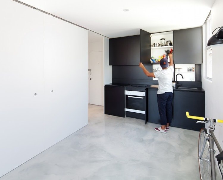 The Studio (via Lunchbox Architect)