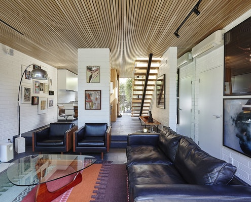 The Terrace by Thomas Winwood Architecture (via Lunchbox Architect)