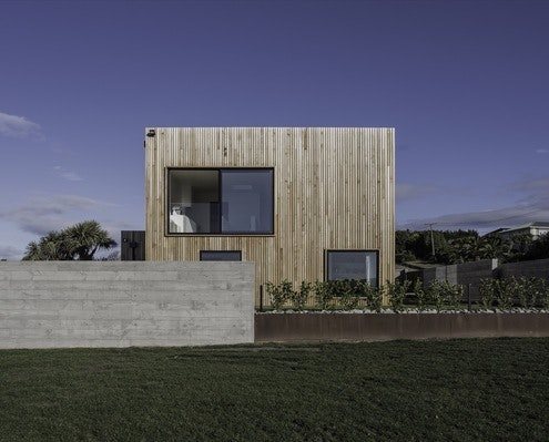 The Whittaker Cube by Dravitzki Brown (via Lunchbox Architect)