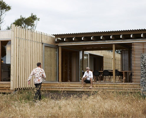 Timms Bach by Herbst Architects (via Lunchbox Architect)