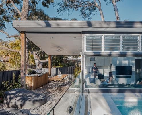 Tiny Haus by Ironbark Architecture (via Lunchbox Architect)