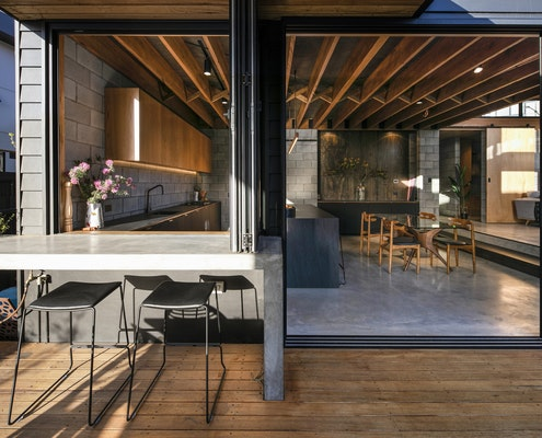 Torquay House by buck&simple (via Lunchbox Architect)