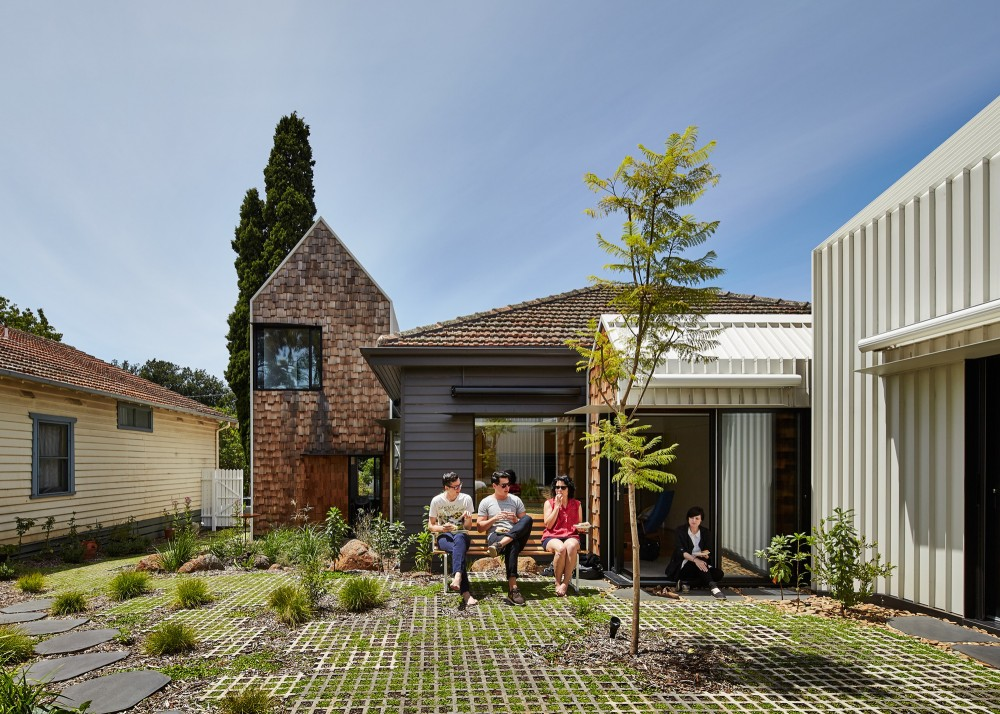 Tower House by Andrew Maynard Architects (via Lunchbox Architect)