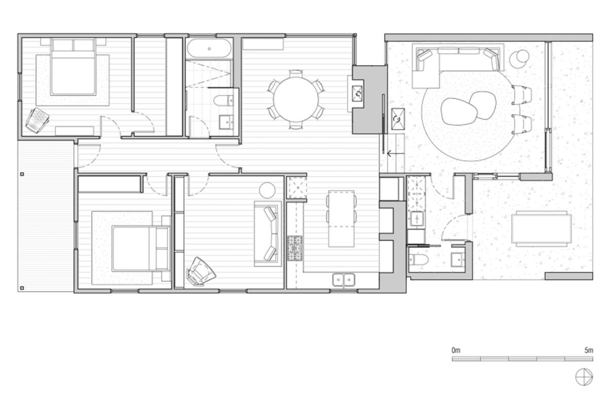 A New Living and Alfresco Pavilion
