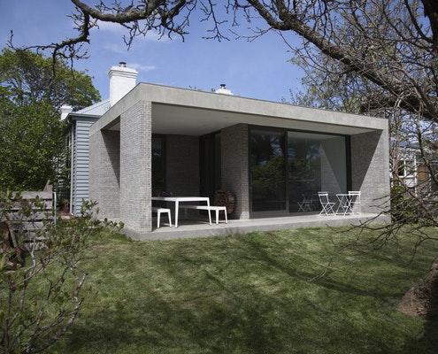 Trentham House by Adam Kane Architects (via Lunchbox Architect)