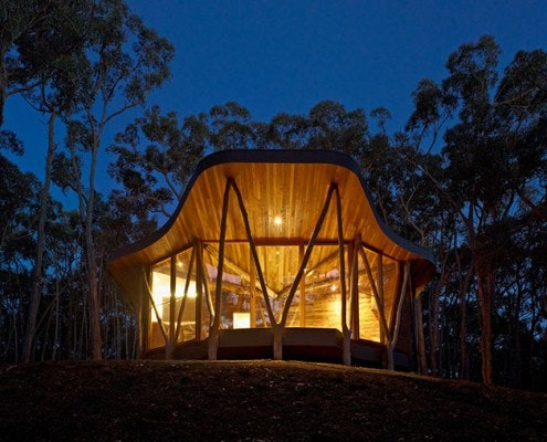 Trunk House by Paul Morgan Architects (via Lunchbox Architect)