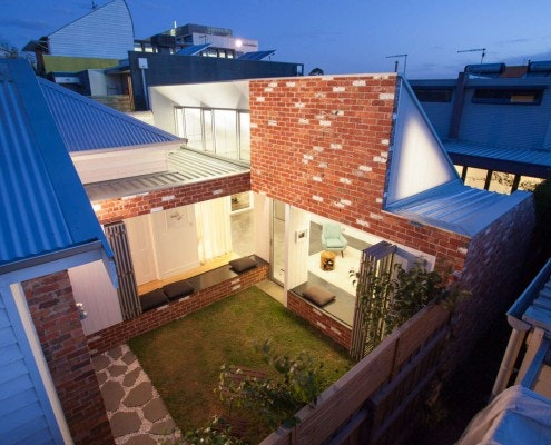 Turnaround House by Architecture Architecture (via Lunchbox Architect)