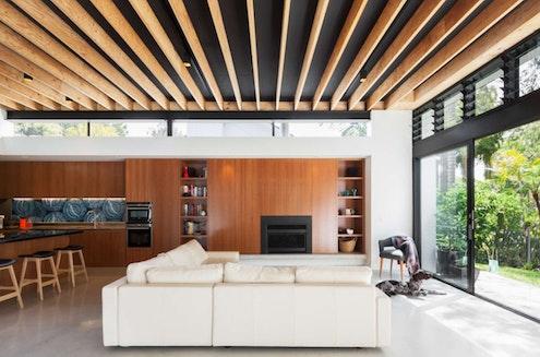 Turramurra House by Noxon Giffen Architects (via Lunchbox Architect)