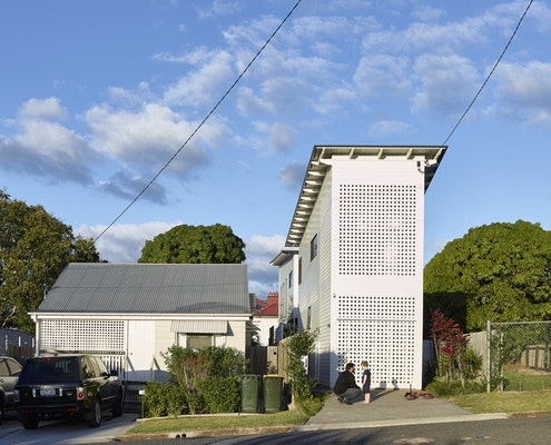 Two Pavilion House by  (via Lunchbox Architect)
