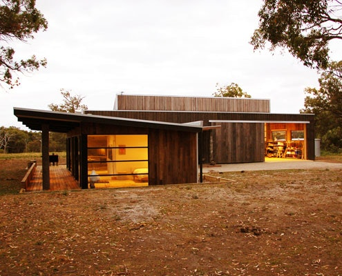 Über Shed by Jost Architects (via Lunchbox Architect)