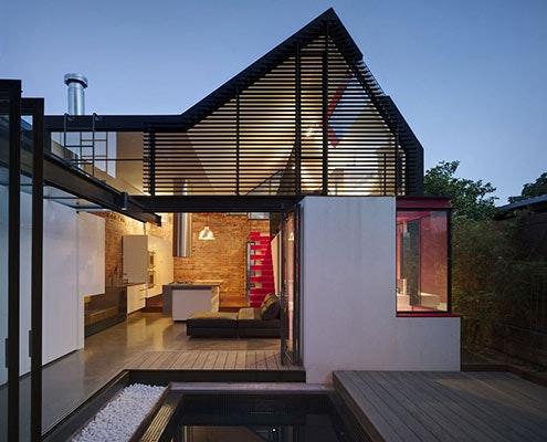 Vader House by Andrew Maynard Architects (via Lunchbox Architect)