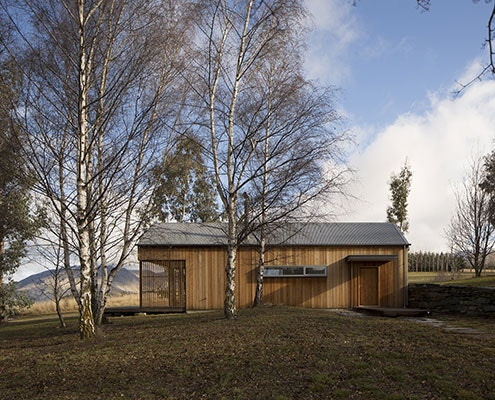 Wakatipu Guest House by Team Green Architects (via Lunchbox Architect)