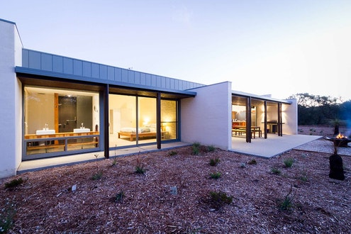 Wall and Wall House by Dane Design Australia (via Lunchbox Architect)