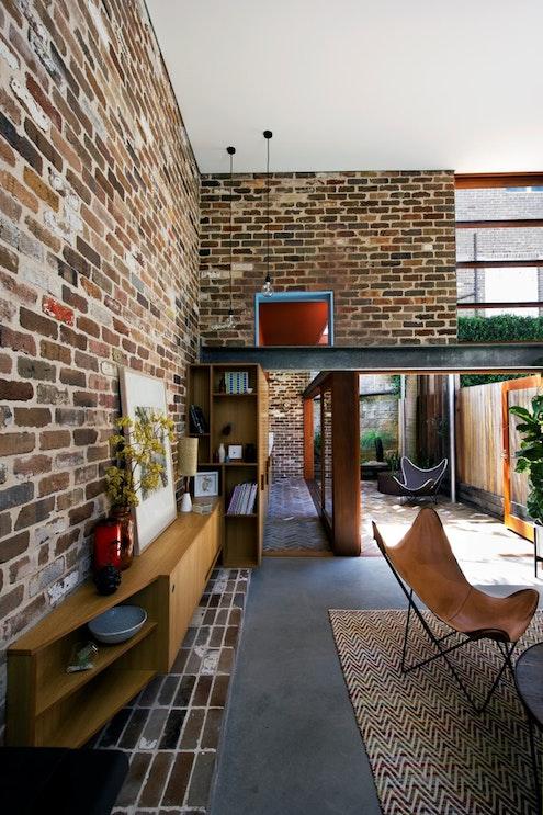 Walter Street Terrace by David Boyle Architect (via Lunchbox Architect)