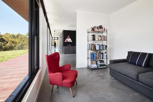 Waratah Bay House by Hayne Wadley Architecture (via Lunchbox Architect)