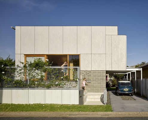 Waratah Secondary House by anthrosite (via Lunchbox Architect)