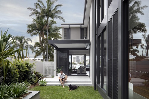 Watersedge by Jamison Architects (via Lunchbox Architect)