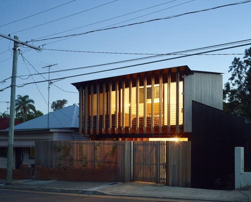 West End House by Kirk Architects (via Lunchbox Architect)