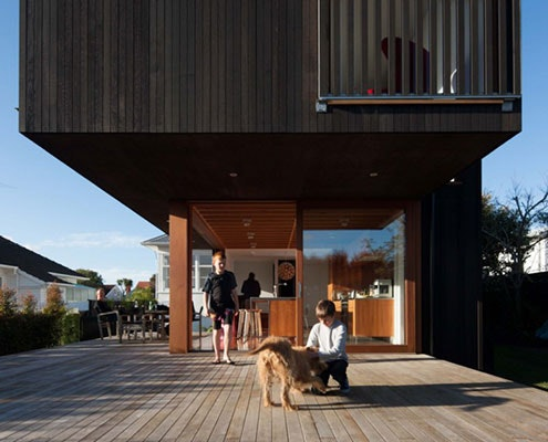 Westmere Alteration by Studio2 Architects (via Lunchbox Architect)