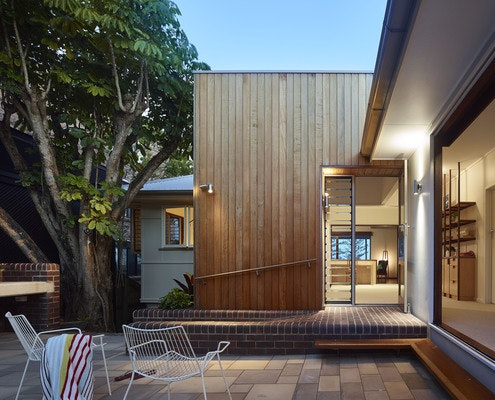 Wickham Point House by Arcke Architecture and Interior Design (via Lunchbox Architect)