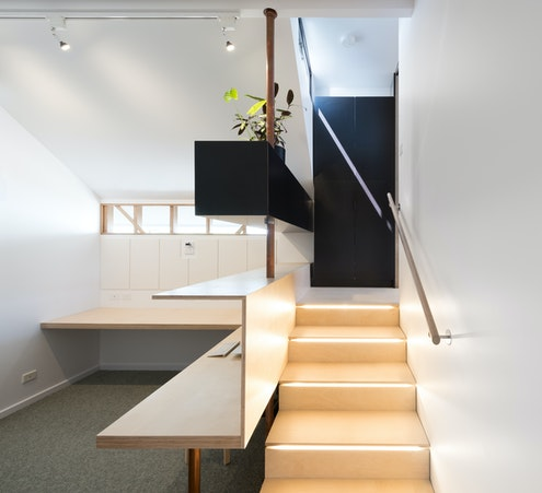 Wilson Street House by Drawing Room Architecture (via Lunchbox Architect)