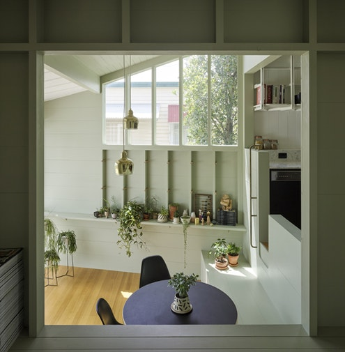 Wilston Garden Room by Vokes and Peters (via Lunchbox Architect)