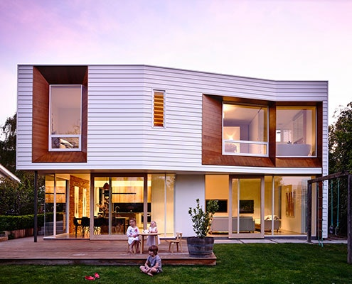Winscombe Extension by Preston Lane Architects (via Lunchbox Architect)