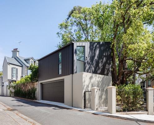 Woollahra Treehouse by Bones Studio (via Lunchbox Architect)